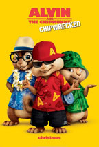 Alvin and the Chipmunks: Chipwrecked preview