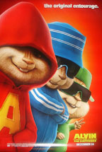 Alvin and the Chipmunks preview