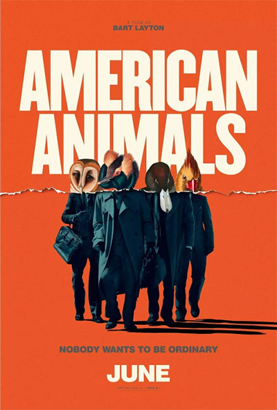 American Animals preview