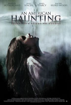 American Haunting, An movie poster