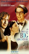 Awfully Big Adventure, An movie poster
