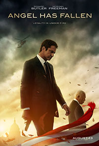 Angel Has Fallen movie poster
