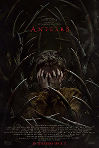 Antlers movie poster