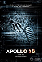 Apollo 18 movie poster