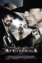 Appaloosa movie poster