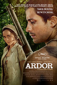 Ardor movie poster