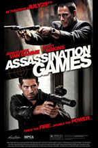 Assassination Games movie poster