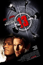 Assault on Precinct 13 movie poster