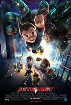 Astro Boy movie poster
