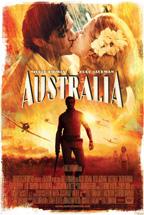 Australia movie poster