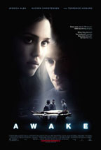 Awake movie poster