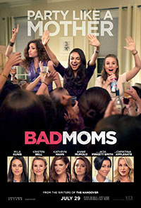 Bad Moms preview