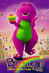 Barney's Great Adventure movie poster