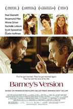 Barney's Version preview