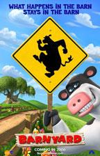 Barnyard: The Original Party Animals movie poster