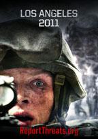 Battle: Los Angeles movie poster