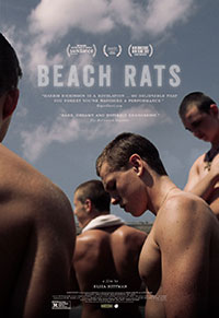 Beach Rats movie poster