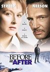 Before and After movie poster