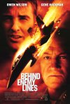 Behind Enemy Lines movie poster