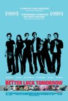 Better Luck Tomorrow movie poster