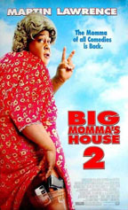 Big Momma's House 2 movie poster