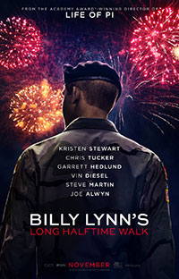 Billy Lynn's Long Halftime Walk preview