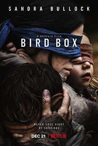 Bird Box movie poster