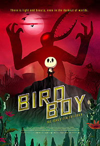 Birdboy: The Forgotten Children preview