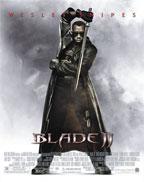 Blade 2 movie poster