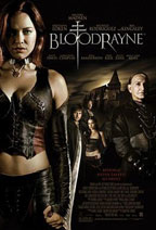 BloodRayne movie poster