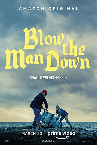 Blow the Man Down movie poster