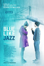 Blue Like Jazz movie poster