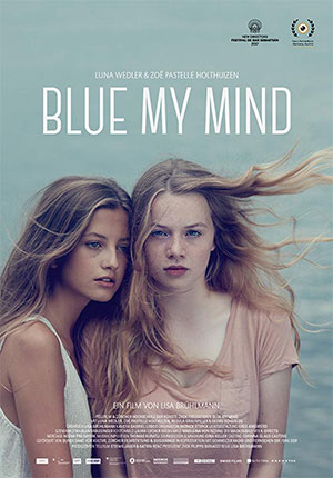 Blue My Mind movie poster
