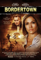 Bordertown movie poster