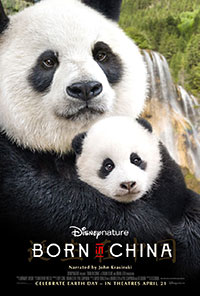 Born in China preview