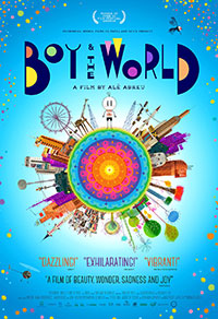 Boy & the World movie poster