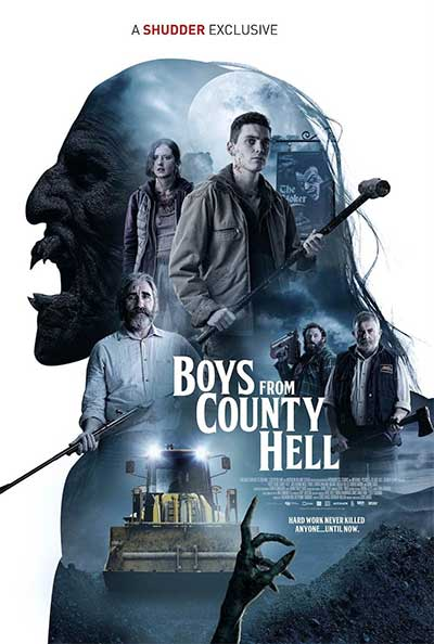 Boys from County Hell movie poster