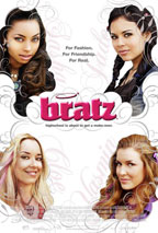 Bratz movie poster