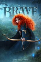 Brave movie poster