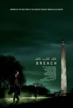 Breach movie poster