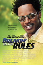 Breakin' All the Rules movie poster