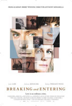 Breaking & Entering movie poster