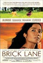 Brick Lane movie poster