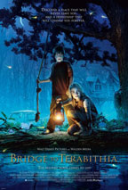 Bridge to Terabithia movie poster