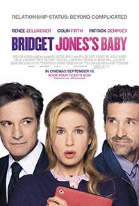 Bridget Jones's Baby movie poster