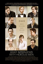Brief Interviews with Hideous Men movie poster