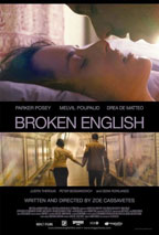 Broken English movie poster