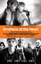 Brothers of the Head movie poster