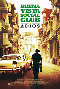 Buena Vista Social Club: Adios movie poster