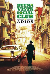 Buena Vista Social Club: Adios movie poster